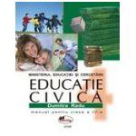 Educatie civica. Manual pentru clasa a IV-a. Dumitra Radu