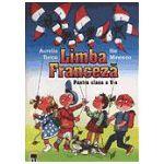 Limba franceza. Manual clasa a V-a