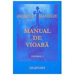 Manual de vioara, vol. I