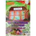 Culegere de exercitii si probleme de matematica pentru clasele I - IV