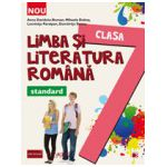 LIMBA SI LITERATURA ROMANA STANDARD 2013. CLASA A VII-A