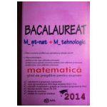 Bac 2014 matematica, M_st-nat. Bacalaureat 2014 matematica M_tehnologica (Ghid de pregatire pentru examen)