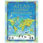 ATLAS ILUSTRAT PENTRU COPII