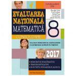 Matematica. Evaluarea nationala 2017 - CONSOLIDARE