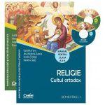 RELIGIE. CULTUL ORTODOX. MANUAL PENTRU CLASA A II-A (sem. I şi al II-lea)