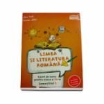 Limba si literatura romana, caiet de lucru conform programei pentru clasa a IV-a Semestrul I. Contine portofoliul de evaluare al elevului