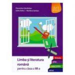 Metoda ȘTIU-DESCOPĂR-APLIC: LIMBA ȘI LITERATURA ROMÂNĂ. Clasa a VI-a. Semestrul I+II