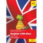 Clasa pregătitoare. LIMBA ENGLEZĂ. English with Nino. Student's Book (Cartea elevului)