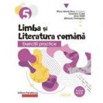 Exerciţii practice de limba şi literatura română. Caiet de lucru. Clasa a V-a