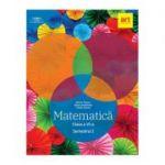 Matematică. Clasa a VI-a. Semestrul 1. Clubul Matematicienilor