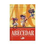 Abecedar. Manual pentru clasa a I-a de Cleopatra Mihailescu si Tudora Pitila