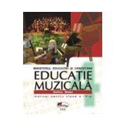 Educatie muzicala. Manual pentru clasa a IV-a. Sofica Matei