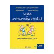 Limba si literatura romana. Manual pentru clasa a IV-a Daniela Besliu