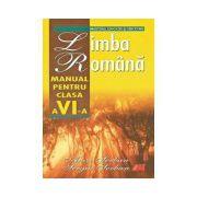 Limba romana. Manual pentru clasa a VI - a. Serban