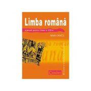Limba romana - Manual clasa VIII-a