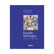 EDUCATIE TEHNOLOGICA ( Bogdan) - cls. a VIII-a