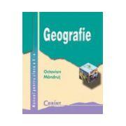 Geografie. Octavian Mandrut. Manual pentru clasa a clasa a X-a