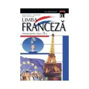 Manual de limba franceza clasa a X-a