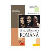 Limba si literatura româna. Manual pentru clasa a XI-a