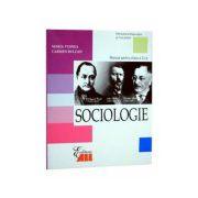Sociologie - Manual pentru clasa a 11-a