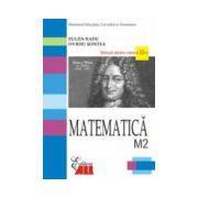 Matematica M2. Manual pentru clasa a XII-a. Eugen Radu