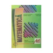 Matematică M1. Manual pentru clasa a XII-a.