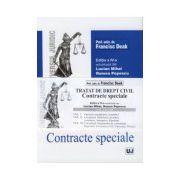 Tratat de drept civil. Contracte speciale
