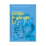 Limba franceza - Manual clasa a-X-a Limba 2