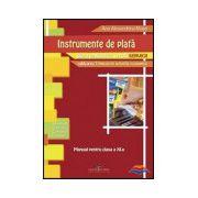 Instrumente de plata - manual pentru clasa a XI-a