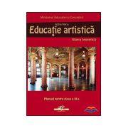 Educatie artistica - Manual pentru clasa a XI-a