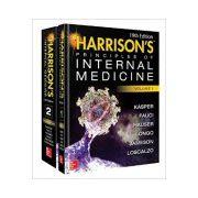 HARRISONS PRINCIPLES OF INTERNAL MEDICINE - editia XIX