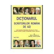 Dictionarul scriitorilor romani de azi