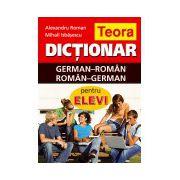Dictionar german-roman, roman-german pentru elevi