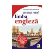 Invatati rapid limba engleza. Contine CD