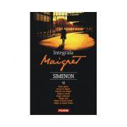Integrala Maigret. Volumul 6