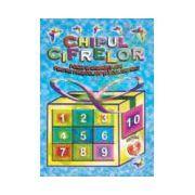 Editura Elis - CHIPUL CIFRELOR (poezii si exercitii joc pentru prescolari si scolarii mici)
