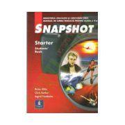 Snapshot. Manual de limba engleza clasa a V-a L2. Snapshot Starter