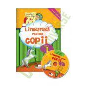 Literatura pentru copii - Clasa I (carte+CD)