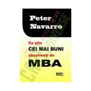 Ce stiu cei mai buni absolventi de MBA