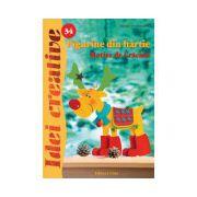 Figurine din hârtie. Motive de Crăciun - Ediţia a II a - Idei Creative 34