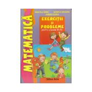 Matematica exercitii si probleme pentru clasele 2-4