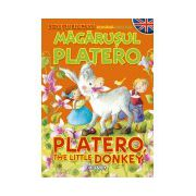 Povesti bilingve (romana-engleza): Magarusul Platero