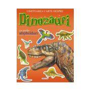 Uimitoarea carte despre dinozauri