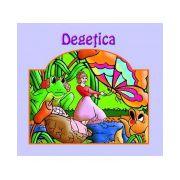 Degetica - pliante cartonate