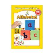 Alfabetul. 96 autocolante