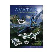 Avatar-Carte cu abtibilduri reutilizabile