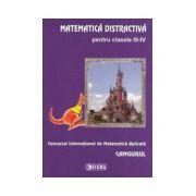 Matematica distractiva pentru clasele III - IV Cangurul 2013