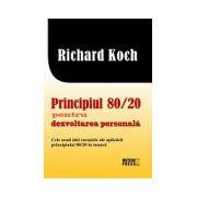 Principiul 80.20 pentru dezvoltarea personala