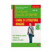 Evaluare finala Standard. Limba si literatura romana a VIII-a