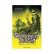Skulduggery Pleasant. Enigmaticul detectiv-schelet